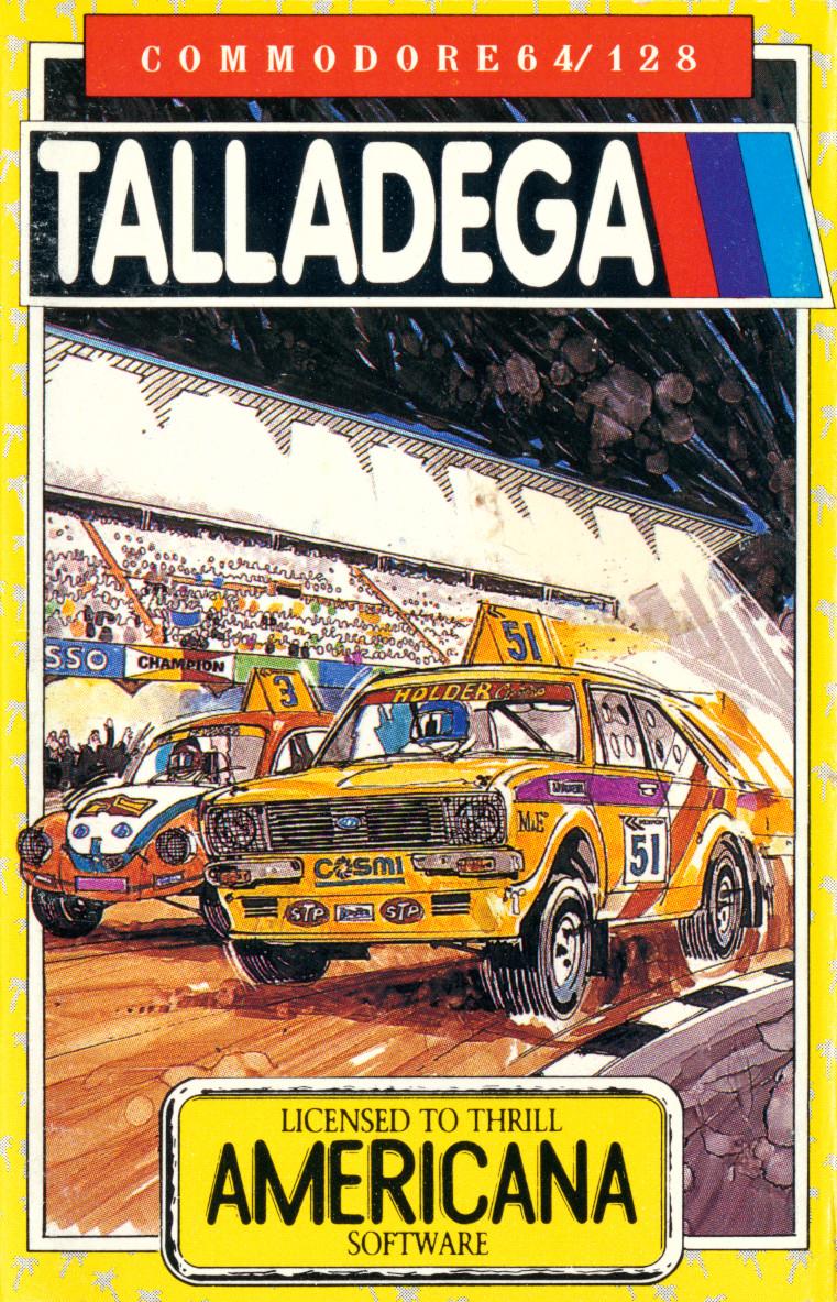 Talladega (1×Cassette)