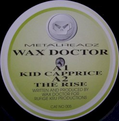 Wax Doctor - The Step