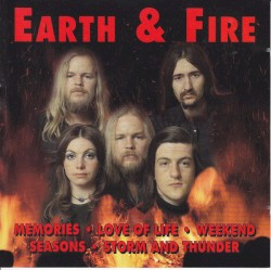 Earth & Fire - Love of Life