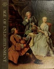 Cover of: Age of enlightenment   Peter Gay