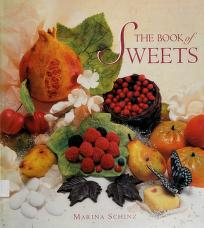 Cover of: The book of sweets | Marina Schinz