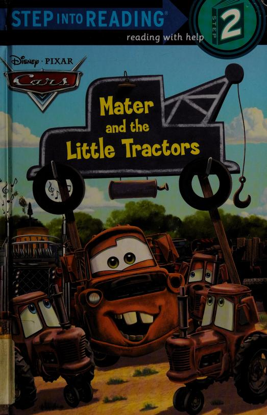 Mater and the little tractors by Chelsea Eberly