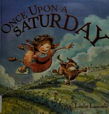 Cover of: Once upon a Saturday | Leslie Lammle